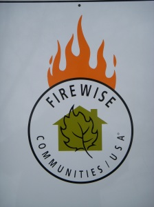 Firewise Sign